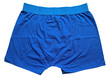 Male underwear - Blue - 82048939