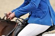 Auf dem Pferd reiten - 82049390