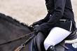 Auf dem Pferd reiten - 82050132