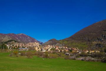 Foto panoramica di Villalago