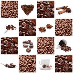composition café