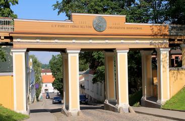 THE ANCIENT BRIDGE ANGELS IN ESTONIA