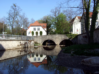 Leinekanal in Göttingen