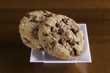 Biscotti con gocce di cioccolato 03