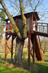 Abenteuerhaus im Baum