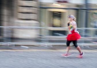 Maratona di corsa