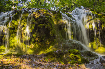 cascade saint pons