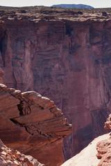 Cracked Canyon Wall