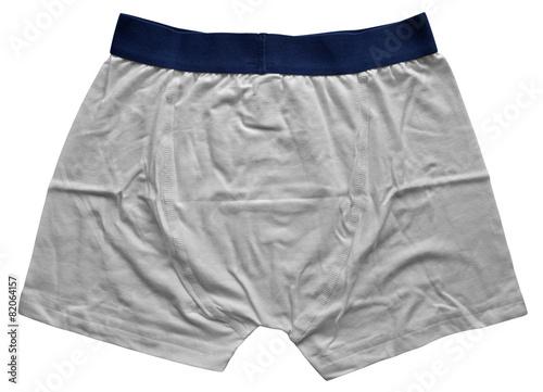 Male underwear - White