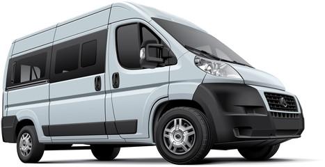 European minibus