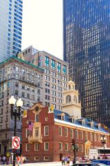 Boston Old State House in Massachusetts
