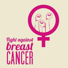 Breast cancer design