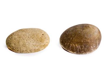 isolated stones
