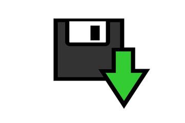 disket, indir