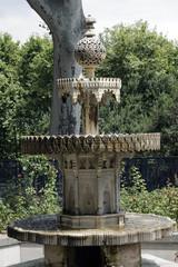 Tiered fountain Topkapi Palace Istanbul