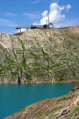 Travaux à l'Alpe-d'Huez