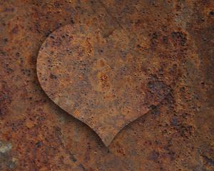 Rostiges Herz