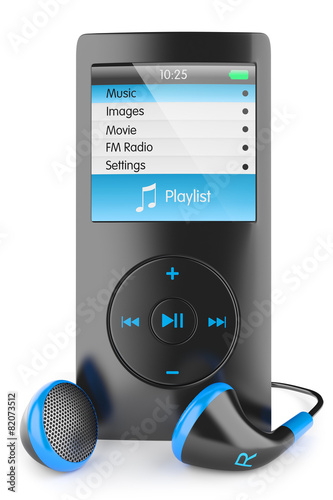 Musical mp3 player - 82073512
