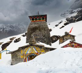 Tungnath is the Shiva temple