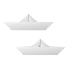 gefaltetes schiffchen II
