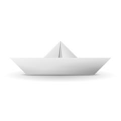 gefaltetes schiffchen III