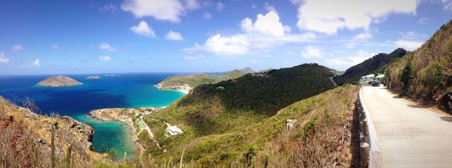 Flamands, Le Petite Anse, spiagge, Colombier, St Barth