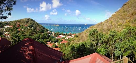 Gustavia, Corossol, St Barth, Saint Barthélemy, Caraibi