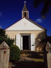 Gustavia Chiesa anglicana Saint-Barthélemy St Barth Caraibi