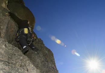 Rock Climbing in Patagonia