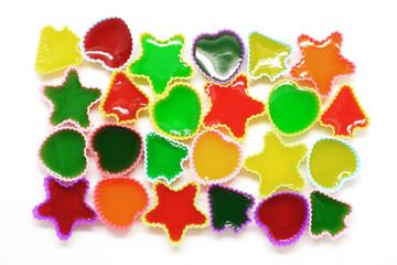 gelatin or jelly dessert