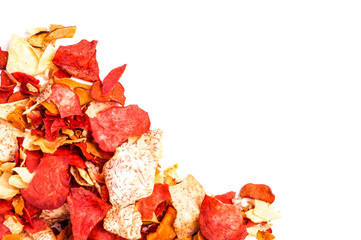 Crispy Root Vegetable chips