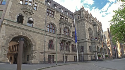 City hall - Duisburg - Germany