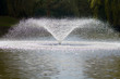 Water sparkling in fountain - 82099183