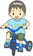 三輪車 男の子