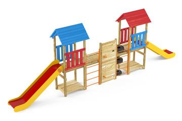 Playground isolated