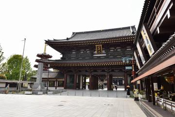 川崎大師「大山門」