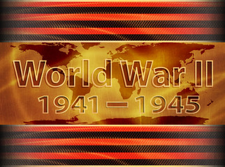World War II, St. George ribbon