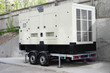 Big Backup Generator for Office Building - 82102702