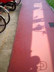 自転車置き場2