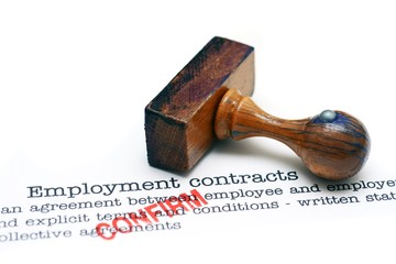 Employment contract - confirm