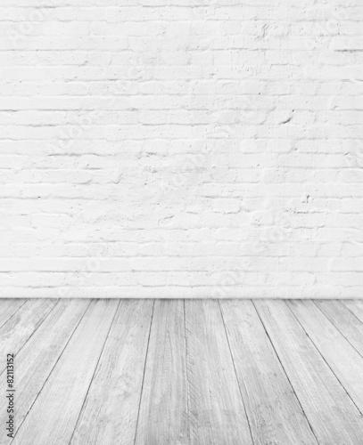 Poster empty room