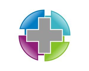 Healthcare Cross Logo