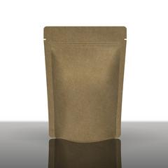 Mockup Foil Food Bag Package