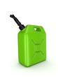 Colorful gasoline jerrycan. - 82115540