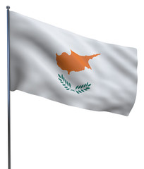 Cyprus Flag Image