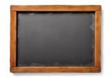 Fototapety old blackboard isolated