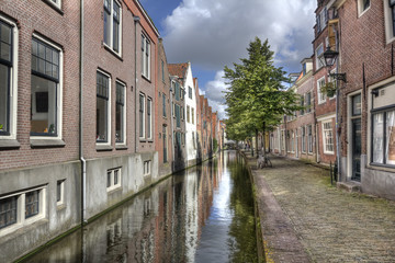 Canal in Holland