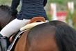 Auf dem Pferd reiten - 82123726