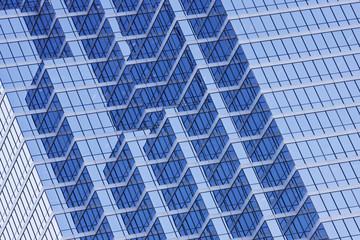 Modern Building Close-up