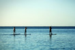 Paddle-boarding - 82124957